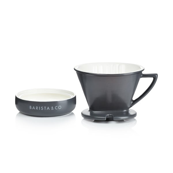 Keramický dripper na překapávanou kávu Barista & Co