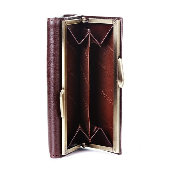 Kožená peněženka Vallo Puccini