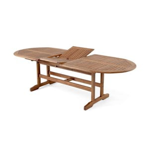 Rozkládací zahradní jídelní stůl Brafab Everton, 200-250x100cm