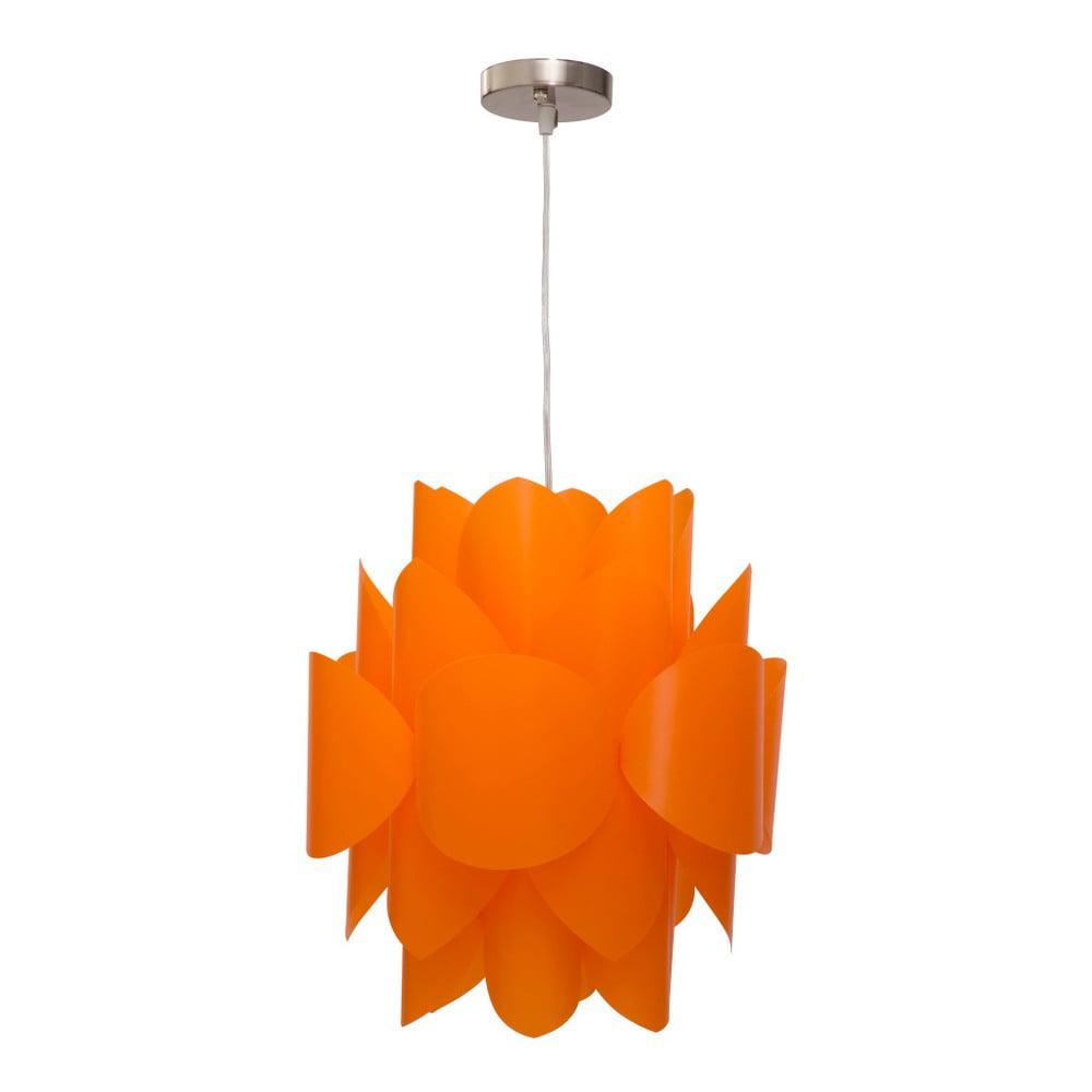 Oranžové závěsné svítidlo Mauro Ferretti Wish