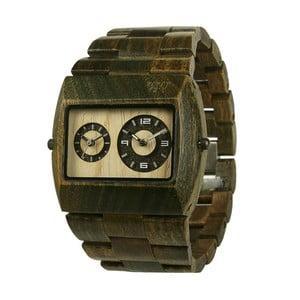 Dřevěné hodinky Jupiter Army