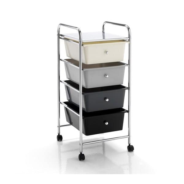 Pojízdný vozík se 4 zásuvkami Tomasucci Air