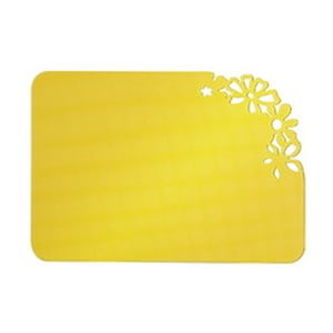 Krájecí prkénko Fiore, žluté