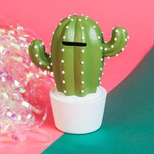 Kasička Just 4 Kids Money Box Potted Cactus