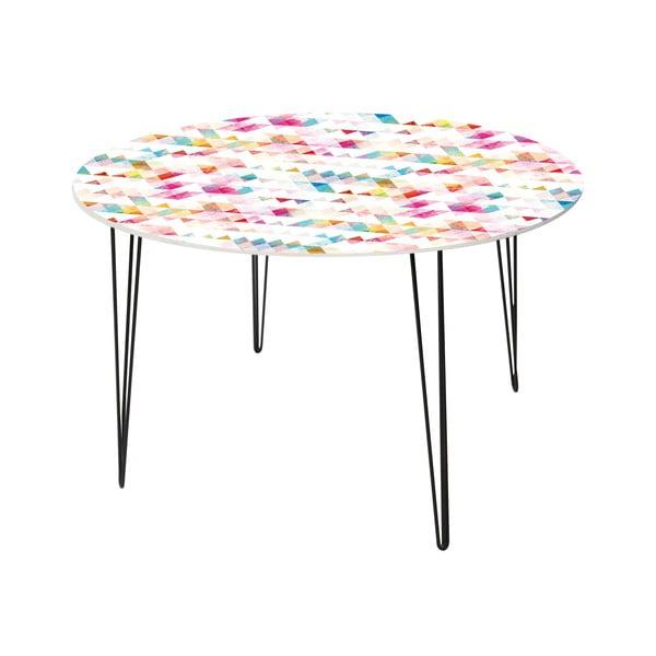 Jídelní stůl Triangle Life, 120 cm
