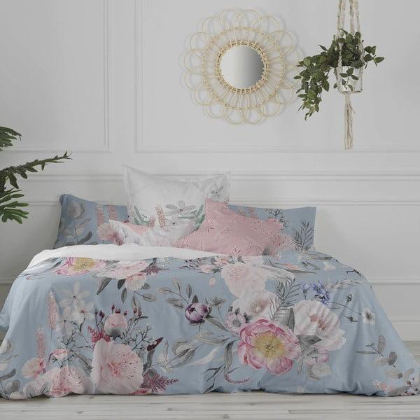 Bawełniana poszwa na kołdrę Happy Friday Soft Bouquet, 200x200 cm