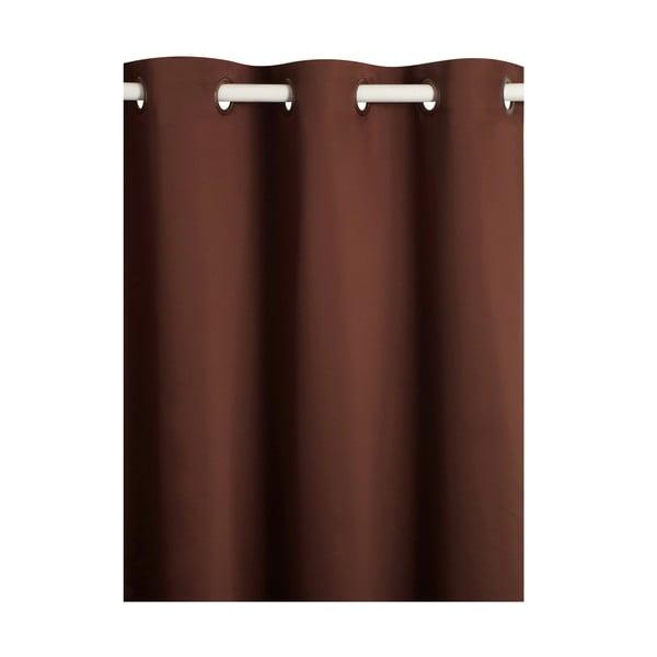 Závěs Vitamine Chocolate, 140x280 cm