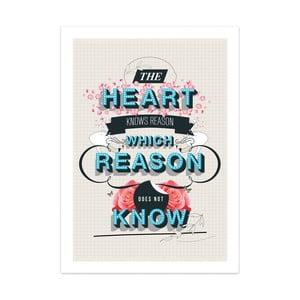 Plakát The Reason, limitovaná edice