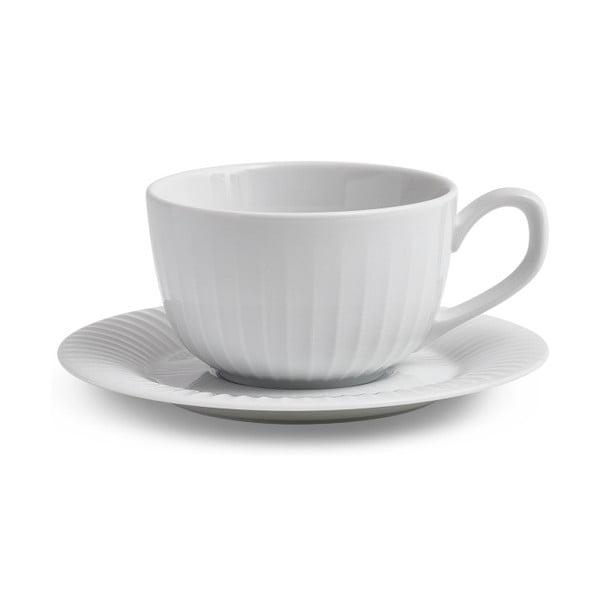 Bílý porcelánový hrnek Kähler Design Hammershoi, 250 ml