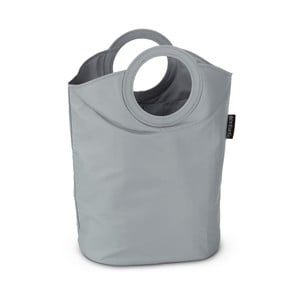 Coș de rufe Quick Grey, 50 l