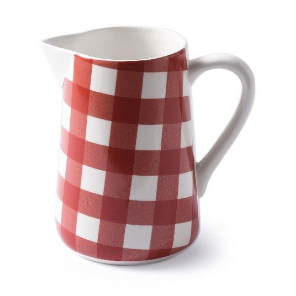 Konvice Anne, 1,5 litru, červená