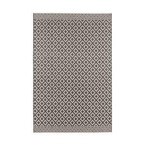 Černo-béžový koberec Zala Living Minnia, 77x150cm