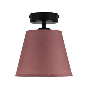 Tmavě růžové stropní svítidlo Sotto Luce IRO Parchment, ⌀16cm