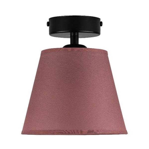 IRO Parchment sötétrózsaszín mennyezeti lámpa, ⌀ 16 cm - Sotto Luce