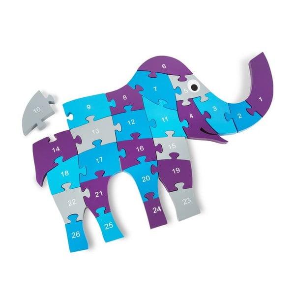 Dětské puzzle Elephant