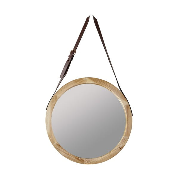 Zrcadlo s páskem Boca, 45 cm
