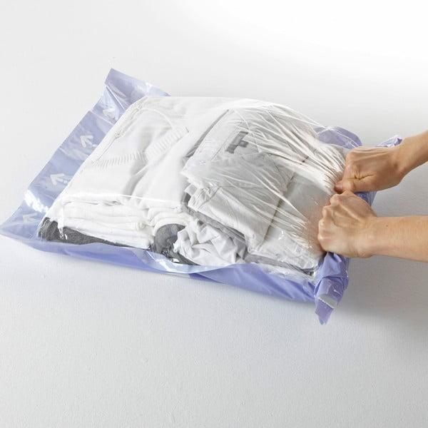 Vakuové obaly na oblečení Compactor Lila M, 2 ks