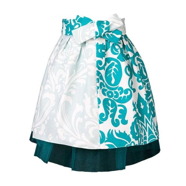 Dětská zástěra Little Princess Tulle and Blue Ornaments