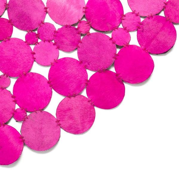 Koberec Palazzo Pink Mix, 110x110 cm
