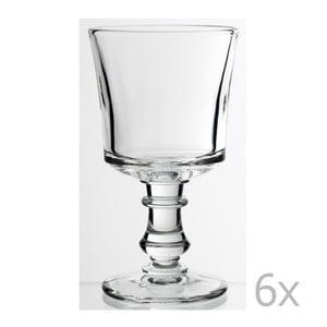 Sada 6 sklenic na vodu Jacques, 240 ml