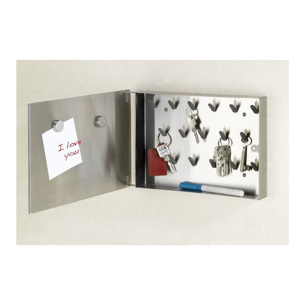 Magnetická skříňka na klíče Wenko Dune Big