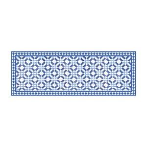 Vinylový koberec Floorart Atenas Azul, 50 x 140 cm
