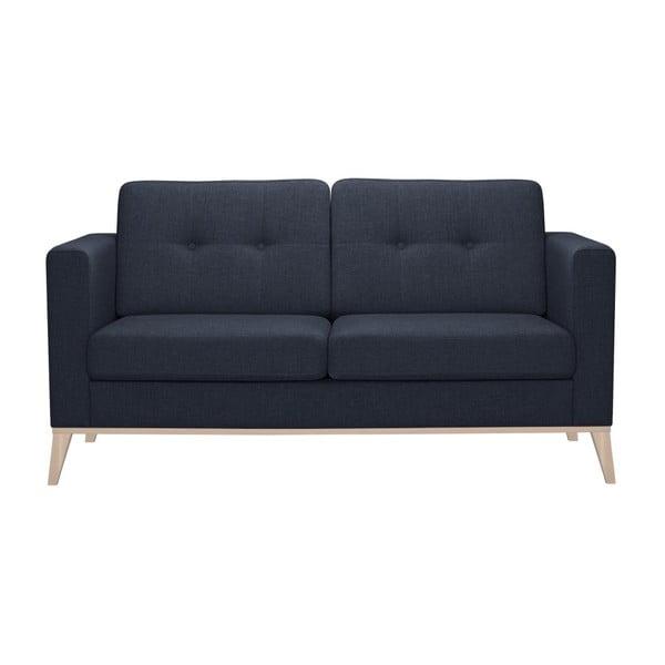 Canapea pentru 3 persoane Stella Cadente Maison Recife, bleumarin
