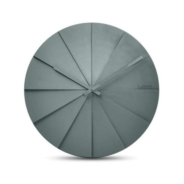 Nástěnné hodiny Grey Scope, 45 cm