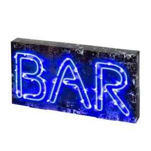 Svítící nápis Talking Tables Bar