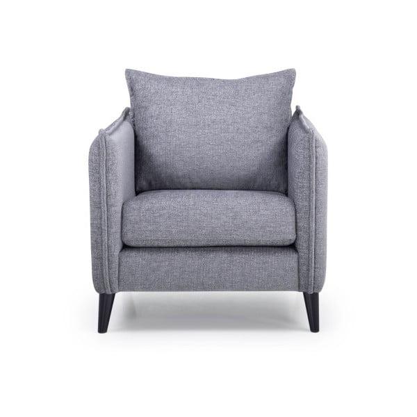 Leo világosszürke fotel - Softnord