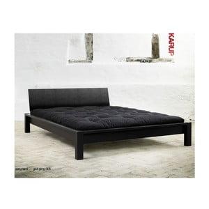 Postel Karup Tami Black/Black Leather