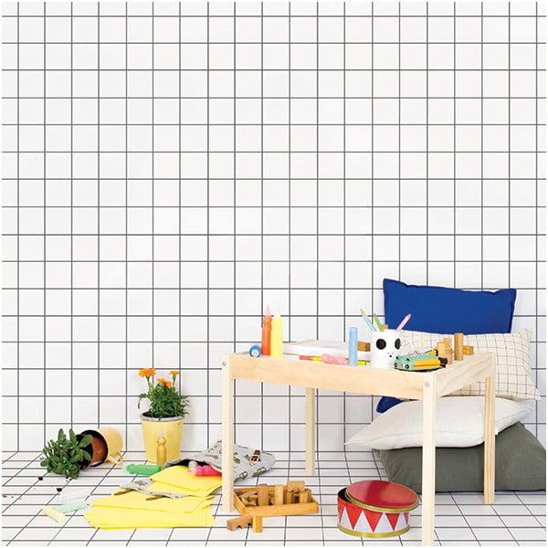 Dekorativní samolepka na zeď Grid Wallpaper