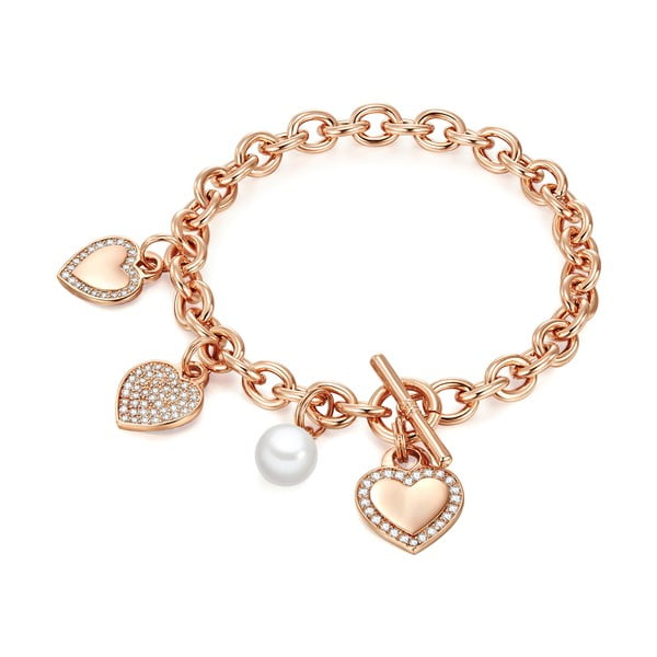 Perlový náramok Nao, perla 8 mm
