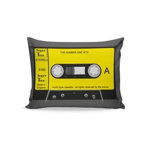 Žlutý polštář Casette