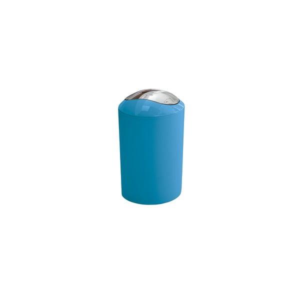 Odpadkový koš Glossy Blue, 3 l