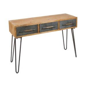 Pracovní stůl z jedlového dřeva Santiago Pons Noe