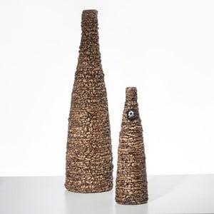Váza Brown Grass, 60 cm