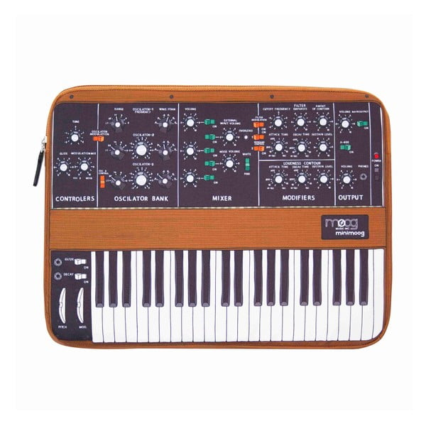 "Obal na notebook 15"" Minimoog"