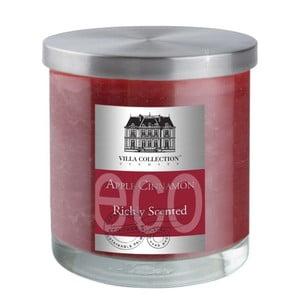 Lumânare cu aromă de măr și scorțișoară Villa Collection, 45 ore