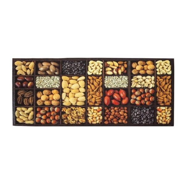 Vysoce odolný kuchyňský koberec Webtappeti Semi, 60x300 cm