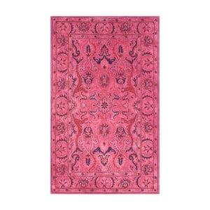 Covor țesut manual nuLOOM Pink Punk, 160 x 228  cm