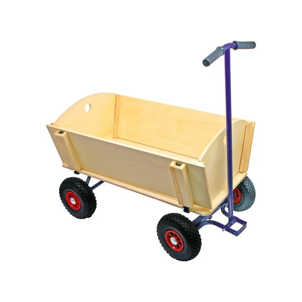 Detský drevený vozík Legler Handcart