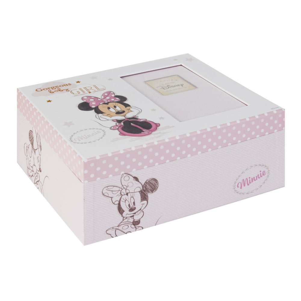 Úložný box Disney Magical Beginnings Minnie