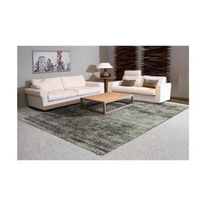Tmavě šedomodrý koberec Arte Espina Grace Shaggy, 60x110cm