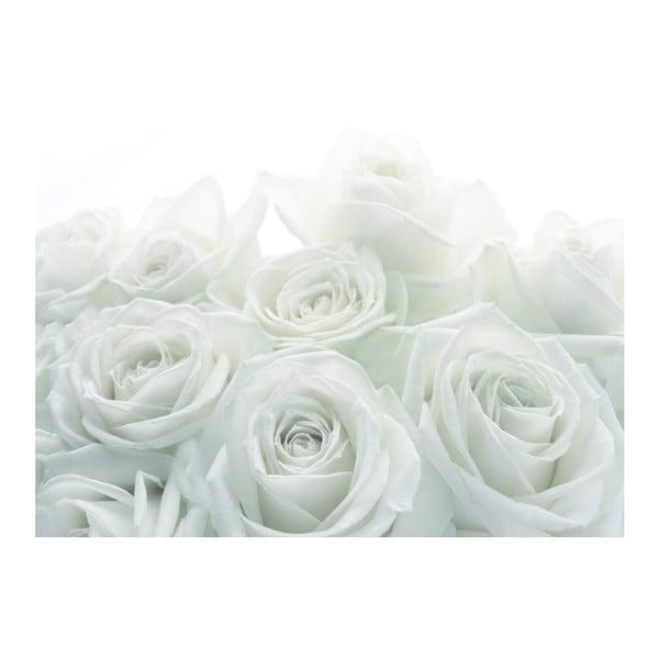 Tapeta Svatební růže, 400x280 cm