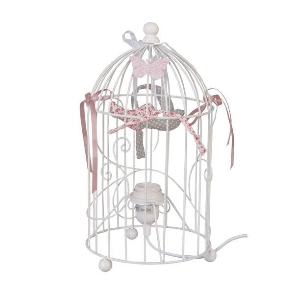 Lampička Retro Cage