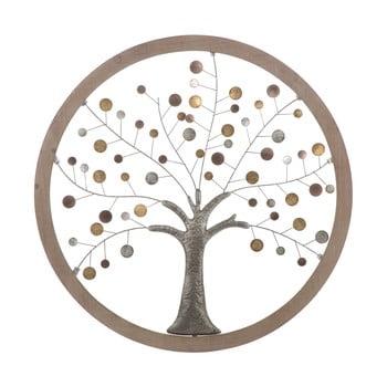 Decorațiune pentru perete Mauro Ferretti Tree of Life, ø80cm de la Mauro Ferretti