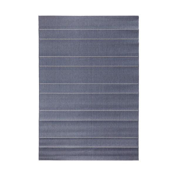 Koberec vhodný i na ven Sunshine 80x150 cm, modrý