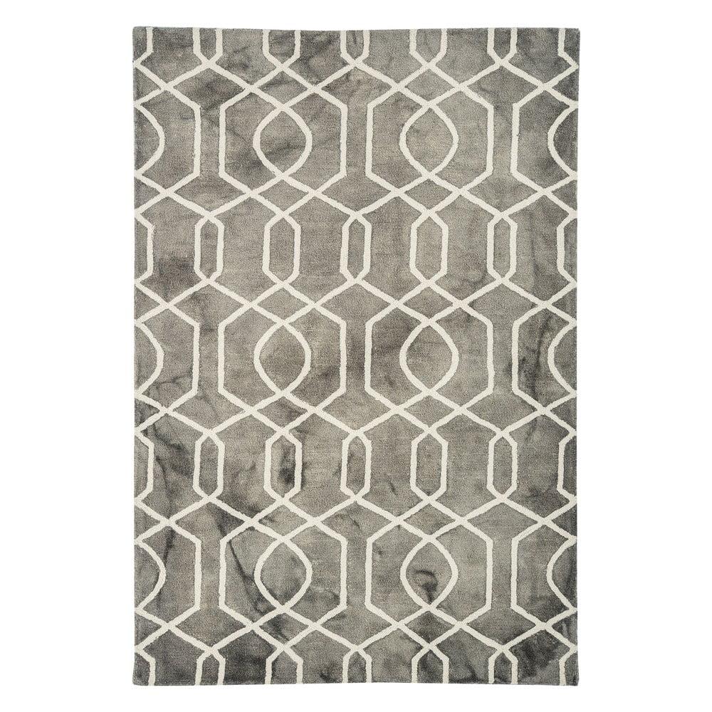 Šedý koberec Asiatic Carpets Fresco, 120 x 170 cm