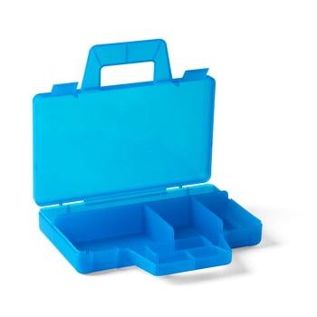 Cutie depozitare LEGO® To Go, albastru imagine